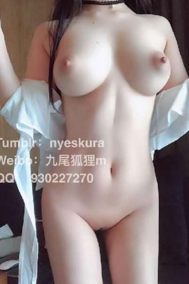 極品蘿莉網紅九尾狐狸m職業OL無聖光人體寫真 - (36P)