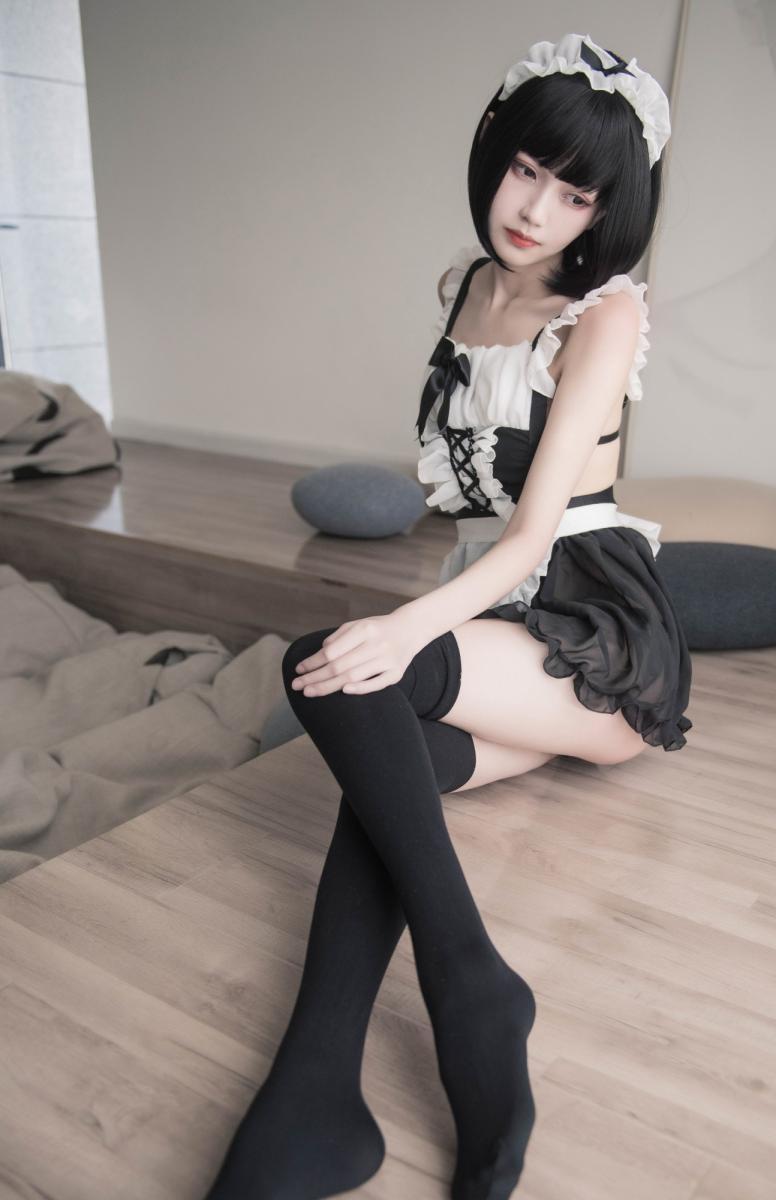 [你的負卿] Backless Maid - (33P)