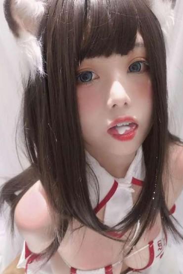 [蜜汁猫裘] 巫女小狐狸 - (22P)