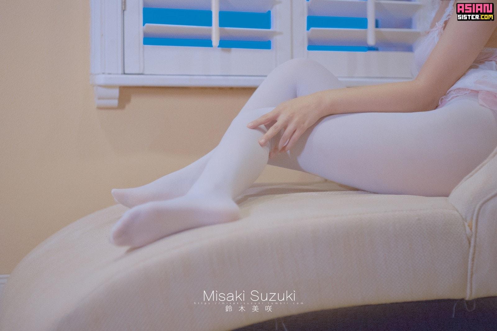 鈴木美咲 – 欲求不滿的她 - (25P)